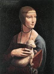 La Dame à l'hermine.