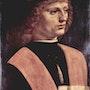 Portrait de musicien. Leonardo Da Vinci