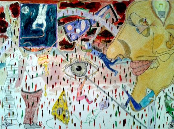 El despertar de los sentidos. Jose Antonio Anjelicus