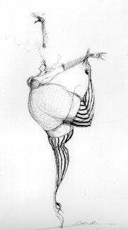Le ballet de Paris. Julien Guinet