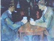 Les joueurs de cartes. Jean. Caron1934