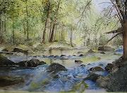 « La rivière d'Abby ».