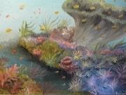 Nuage de coraux.