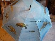 Le parapluie des Caraïbes.