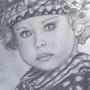 Portrait enfant (6). Alain Devred