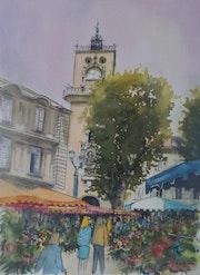 Aix-en-Provence. Jean-Marc Moisy