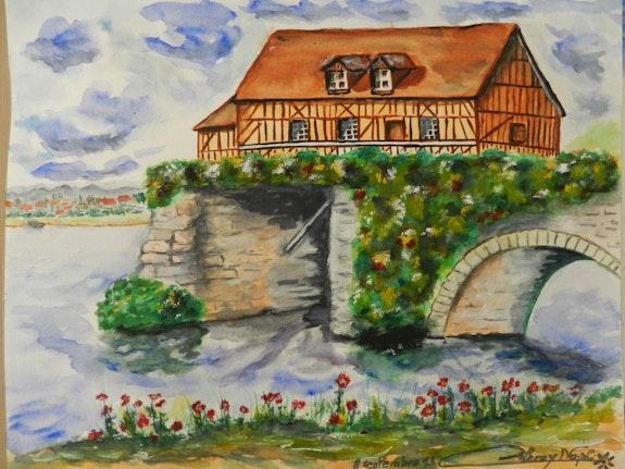 Moulin. Christian Ln Monsieur