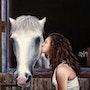 Le baiser de Laura. Jean-Marc Estellon