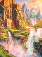 Le temple sacré.