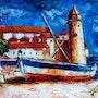 Collioure. Gilbert De St Amans