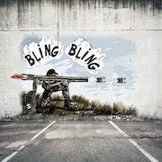 Killdogme graffiti artiste. Olivier Decatoire