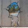 Street Art Bethleem. Banksy