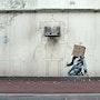 Religion. Banksy