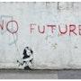 No future. Banksy