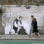 House Maid. Banksy