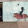 Rodeo!. Banksy