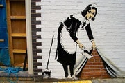 Street Cleaning Lady.