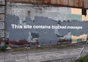 This site contains blocked messages.
