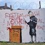 Ieak. Banksy