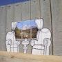 Nice view!. Banksy