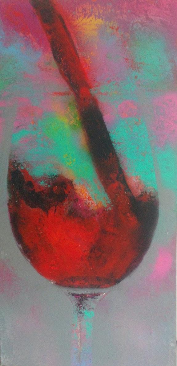 Wine spirit.  Lgc
