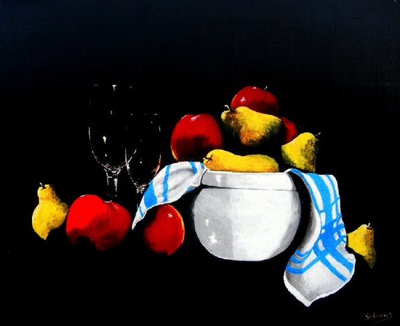 Coupes et Fruits.. Lolo… Lolo