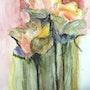 Les 3 roses. Yokozaza