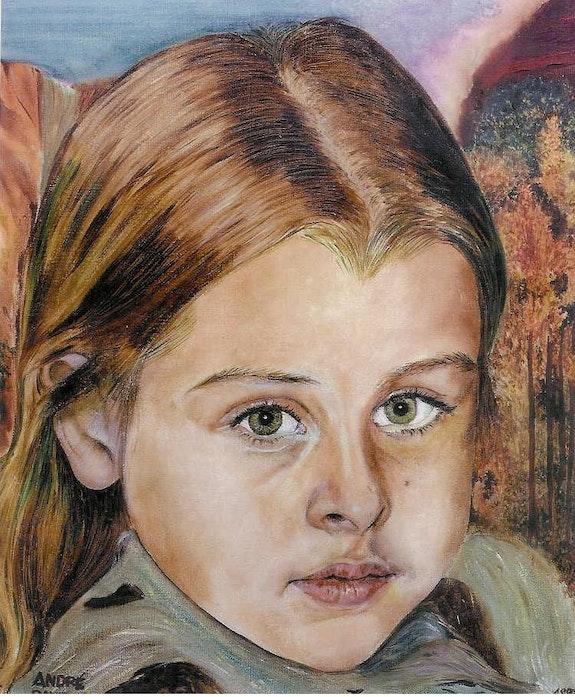 Belle Enfant (reproduction). André Haulotte André Haulotte