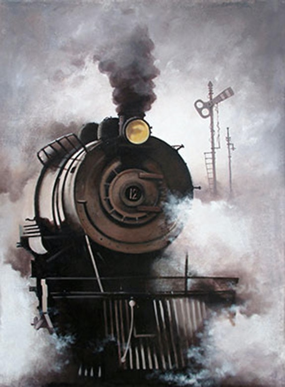 Nostalgia Of Indian STeam Locomotives. Kishore Pratim Biswas Kishore