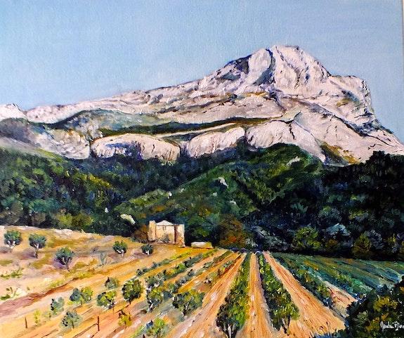 Sainte Victoire. André Blanc Andre Blanc