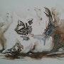 Le chat. Valérie Crochard
