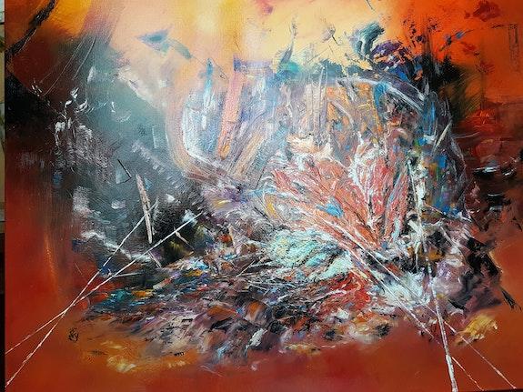 Apocalypse Abstrait » d ». Patricia Vivier -Robert Patricia Vivier Robert » Pat V »