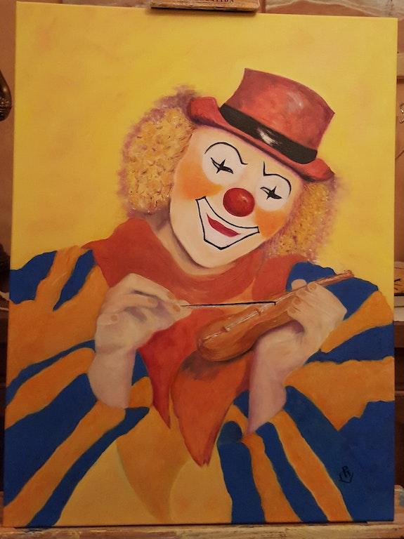 Clown musicien. Patricia Vivier-Robert Patricia Vivier Robert » Pat V »