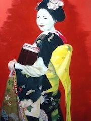La geisha 1.