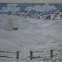 Paysage neigeux. Zabée Mc