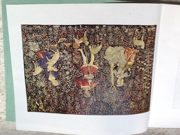 Tenture/ tapisserie XVIe siècle. Les Ateliers De La Licorne Gregoire De Couespel