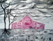 La casa de Caperucita Roja.