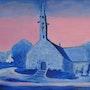 La Chapelle Saint André. Miguen