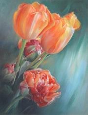 Feu floral 65x50 0.7.