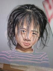 Hung, la petite cambodgienne. Mariebretonne