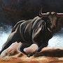 La belle et le taureau. Régine Guthmann