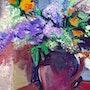 Bouquet sauvage. Savoir Être Heureux En Ce Monde Ci