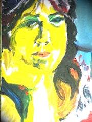 Portrait de Line.