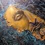 Detail: Zeitlose Gedanken. Gerald Weigand