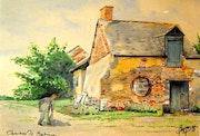 Vieille maison Chartres.