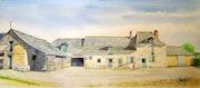 La ferme de la Marionnais Chartres de Bretagne.