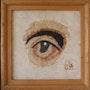 Oeil de Thetys. Atelier De Mosaïque d'art Urschel l'artisan