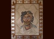 Victor mosaïque romaine.
