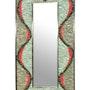 Miroir sologne. Atelier De Mosaïque d'art Urschel l'artisan