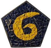 Numéro de maison 6. Atelier De Mosaïque d'art Urschel l'artisan